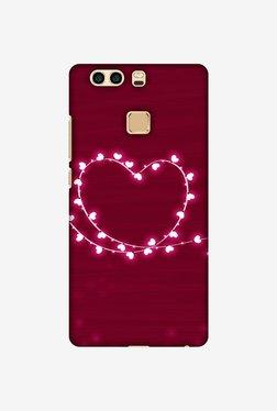 Amzer Heart Lights Designer Case For Huawei P9 Plus