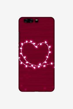 Amzer Heart Lights Designer Case For Huawei P10 Plus
