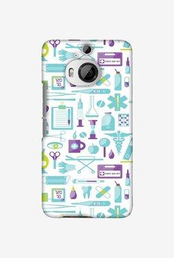 Amzer Doctor Pattern 1 Designer Case For HTC One M9 Plus