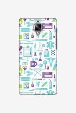 Amzer Doctor Pattern 1 Designer Case For OnePlus 3/3T