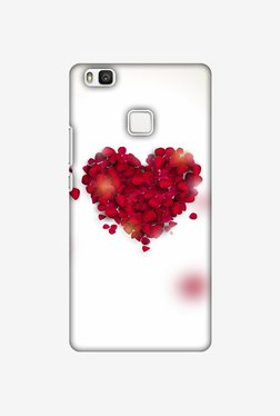 Amzer Rose Heart Designer Case For Huawei P9 Lite
