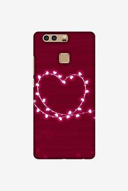 Amzer Heart Lights Designer Case For Huawei P9
