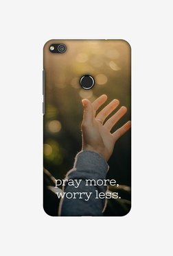 Amzer Quran 3 Designer Case For Huawei P8 Lite 2017