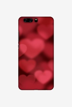 Amzer Faded Hearts Designer Case For Huawei P10 Plus