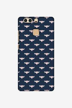 Amzer Flying Hearts Pattern Designer Case For Huawei P9 Plus