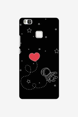 Amzer Space Love Designer Case For Huawei P9 Lite
