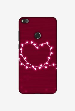 Amzer Heart Lights Designer Case For Huawei P8 Lite 2017