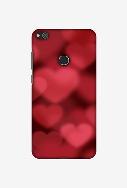 Amzer Faded Hearts Designer Case For Huawei P8 Lite 2017