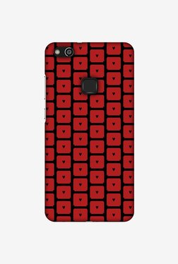 Amzer Small Hearts Pattern Designer Case For Huawei P10 Lite