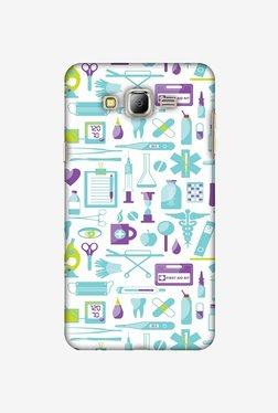Amzer Doctor Pattern 1 Designer Case For Samsung Galaxy J7/On8