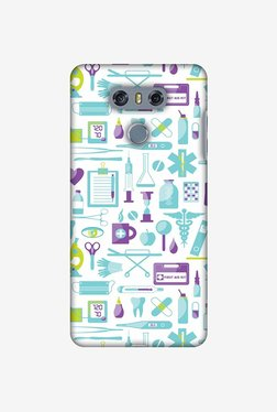 Amzer Doctor Pattern 1 Designer Case For LG G6/G6 Plus