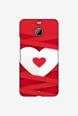 Amzer Heart In Ribbons Designer Case For HTC Bolt/10 Evo