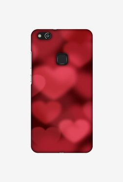 Amzer Faded Hearts Designer Case For Huawei P10 Lite