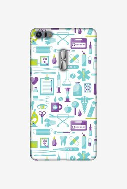 Amzer Doctor Pattern 1 Designer Case For Asus ZenFone 3 Ultra