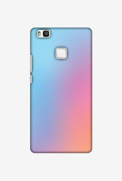 Amzer Blue Gradient Designer Case For Huawei P9 Lite