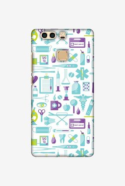 Amzer Doctor Pattern 1 Designer Case For Huawei P9 Plus