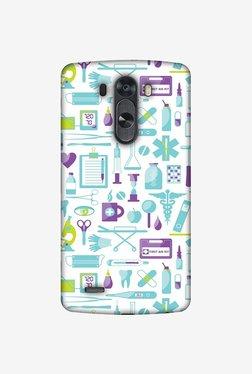 Amzer Doctor Pattern 1 Designer Case For LG G4
