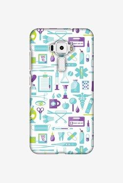 Amzer Doctor Pattern 1 Designer Case For Asus ZenFone 3