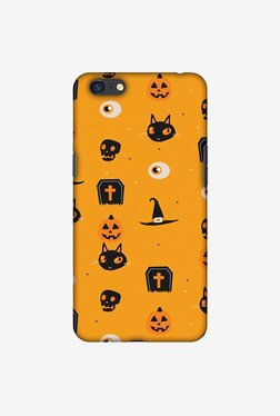 Amzer Spooky Collage Halloween Designer Case For Oppo A71