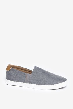 SOLEPLAY By Westside Grey Loafers