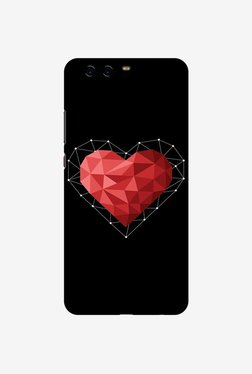 Amzer Geometric Heart Designer Case For Huawei P10 Plus