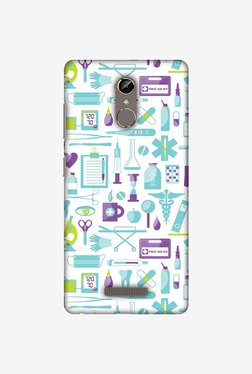 Amzer Doctor Pattern 1 Designer Case For Gionee S6s
