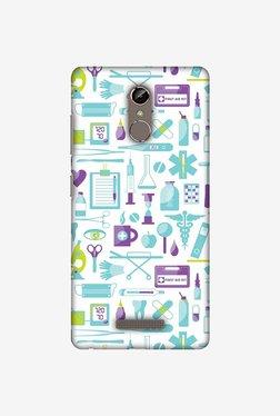 Amzer Doctor Pattern 1 Designer Case For Gionee S6s