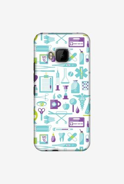 Amzer Doctor Pattern 1 Designer Case For HTC One M9