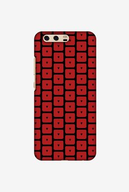 Amzer Small Hearts Pattern Designer Case For Huawei P10