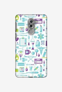 Amzer Doctor Pattern 1 Designer Case For Honor 6X 2016/GR5 2017