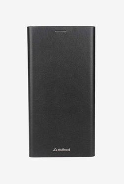 Stuffcool Flipit Flip Case Cover for Xiaomi Mi A1 (Black)