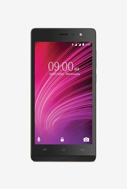 Lava A97 IPS 8 GB (Black And Gold) 1 GB RAM, Dual SIM 4G