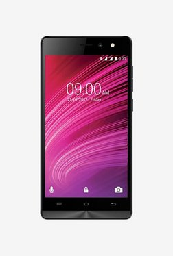 Lava A97 IPS 8 GB (Blue And Black) 1 GB RAM, Dual SIM 4G