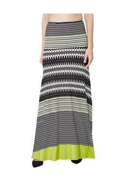 AND Multicolor Printed Convertible Skirt