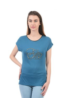 e8ded45232d490 Buy Elle Tops   Tunics - Upto 70% Off Online - TATA CLiQ