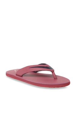 Nike Chroma 5 Port Wine Flip Flops
