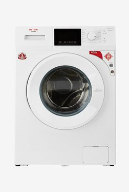 Intex WMFF60BD 6 kg Fully-Automatic Front Loading Washing Machine (White)