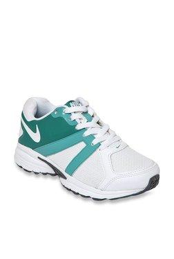 Nike Ballista IV White & Green Running Shoes
