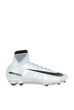5ee8816a3 Nike Mercurial Veloce Iii Df Cr7 Fg Silver Football Shoes for Men ...