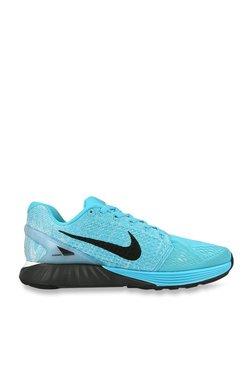 separation shoes 48b56 c1765 Nike Lunarglide 7 Gamma Blue Running Shoes
