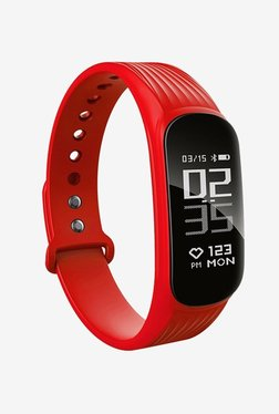 WEARFIT WP112 Smart Bracelet Sport Fitness Tracker (Red)