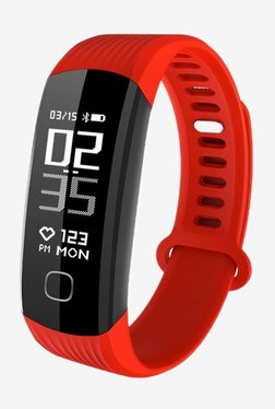 WEARFIT R8 Smart Bracelet Sport Fitness Tracker (Red)