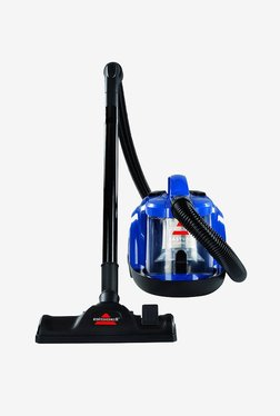 Bissell Easy Cylinder 8661K 1500 W Bagless Canister Vacuum Cleaner (Blue)