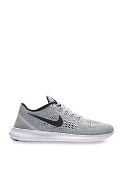 4abcc02a2f7 Nike Free Rn Grey Running Shoes for Men online in India at Best ...