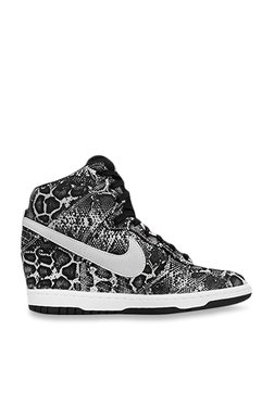 Nike Dunk Sky HI Dark Grey Ankle High Sneakers