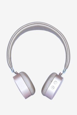 Syska Jazz Bluetooth Headset With Mic (Gold)