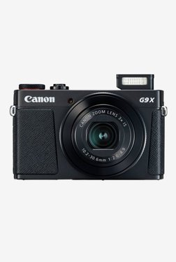 Canon PowerShot G9 X Mark II 20.1 MP Point & Shoot Camera (Black)