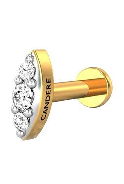 Buy Candere by Kalyan Jewellers Nosering & Nosepin - Upto 30% Off