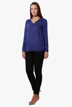 Van Heusen Blue Regular Fit Top