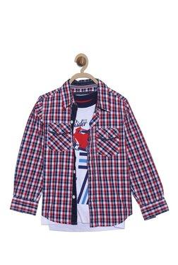 a48122c35775 Buy 612 League Boys Clothing - Upto 70% Off Online - TATA CLiQ